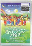 Kommunionkarte - Musik-CD & Kinderfreund