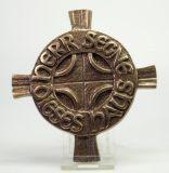 Haussegen - Kreuz & Kreis