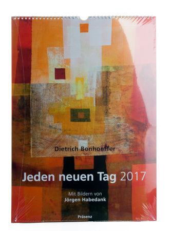 Kalender - Jeden neuen Tag 2017