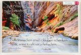 Karte zur Firmung - Glauben schenken - Karten,Religiöse Anlässe,Firmungskarten