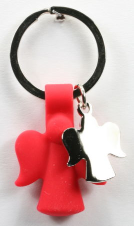 Schlüsselanhänger - Engel & Duo