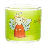 Windlicht - Ein Engel für dich! - Kerzen,Nach Art der Kerze,Windlichter