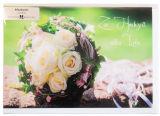 Karte zur Hochzeit - Ja zueinanderr - Karten,Religiöse Anlässe,Hochzeitskarten,Mit Sinnspruch