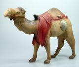 Paulus-Krippe - Kamel stehend