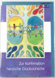 Konfirmationskarte - Kinderreihe