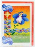 Taufkarte - Gott beschütze Dich