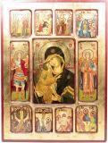 Ikone - Das Leben Jesu
