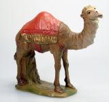 Künstler-Krippe - Kamel stehend