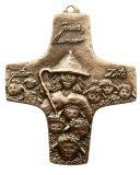 Kommunionkreuz - Jesus, unser guter Hirte