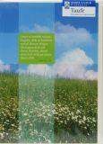 Taufkarte - Blumenwiese