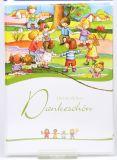 Kommunionkarte - Danksagung & Kinderkreis