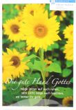 Silberhochzeitskarte - Die gute Hand Gottes
