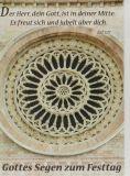 Karte zur Priesterweihe - In Deiner Mitte