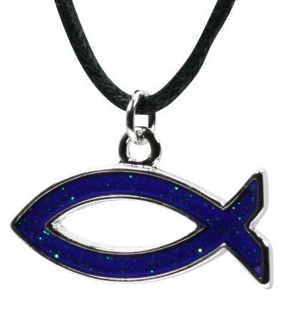 Halskette - Fisch & Farbwechsel