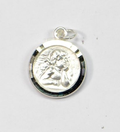Medaille - Schutzengel