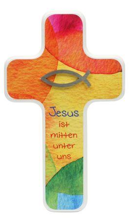 Kinderkreuz - Jesus ist mitten unter uns