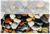 Allgemeiner Glückwunsch - Farbige Steine