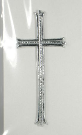 Wachssymbol - Großes Kreuz