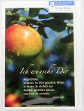 Geburtstagskarte - Apfelbaum