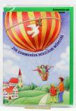Kommunionkarte - Kinder im Heißluftballon