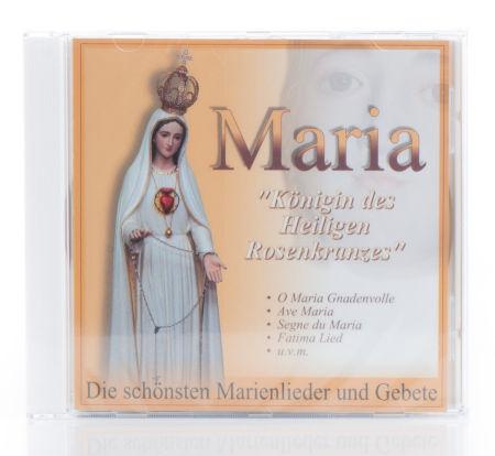 CD - Maria, Königin des Heiligen Rosenkranzes