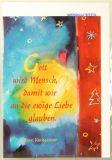 Weihnachtskarte - Ewige Liebe