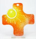 Glaskreuz - Sonne