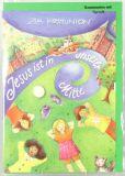 Kommunionkarte - Jesus ist in unserer Mitte