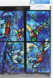Neutrale Karte - Abraham und die drei Engel