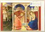 Weihnachtskarte - Verkündigung Mariae