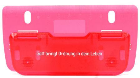 Locher - Ordner & Lineal