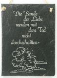 Schiefertafel - Die Bande der Liebe...