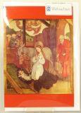 Weihnachtskarte - Christi Geburt
