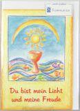 Kommunionkarte - Mein Licht
