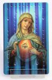 Rosenkranzkarte - Barmherzige Mutter