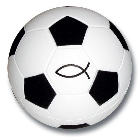 Softball - Fußball & Fisch