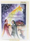 Weihnachtskarte - Besinnliche Weihnachten
