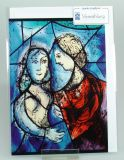 Vermählungskarte - Chagall