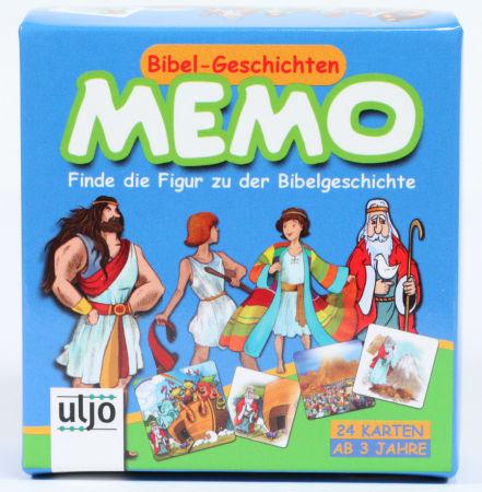 Spiel - Memo & Bibelgeschichten
