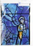 Weihnachtskarte - Chagall Engel
