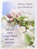 Hochzeitskarte - Ewiger Bund