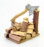Krippen-Zubehör - Holz & Axt