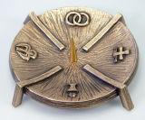 Bronzeleuchter - Streifen