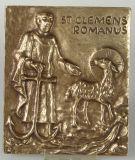 Namenspatron - Heiliger Clemens