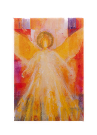 Magnet - Strahlender Engel