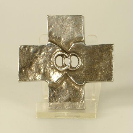 Bronzekreuz - Klein & Ringe