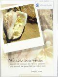 Vermählungskarte - Muschel mit Blüten