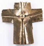 Bronzekreuz - Knospe