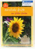 Neutrale Karte - Herzliche Grüße aus Gottes Garten & Bio-Tee