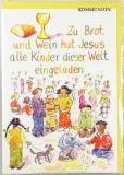 Kommunionkarte - Alle Kinder dieser Welt